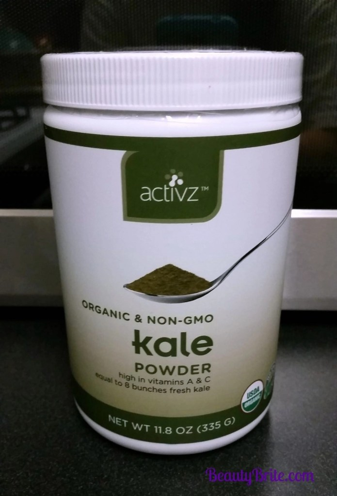 Activz Kale Powder