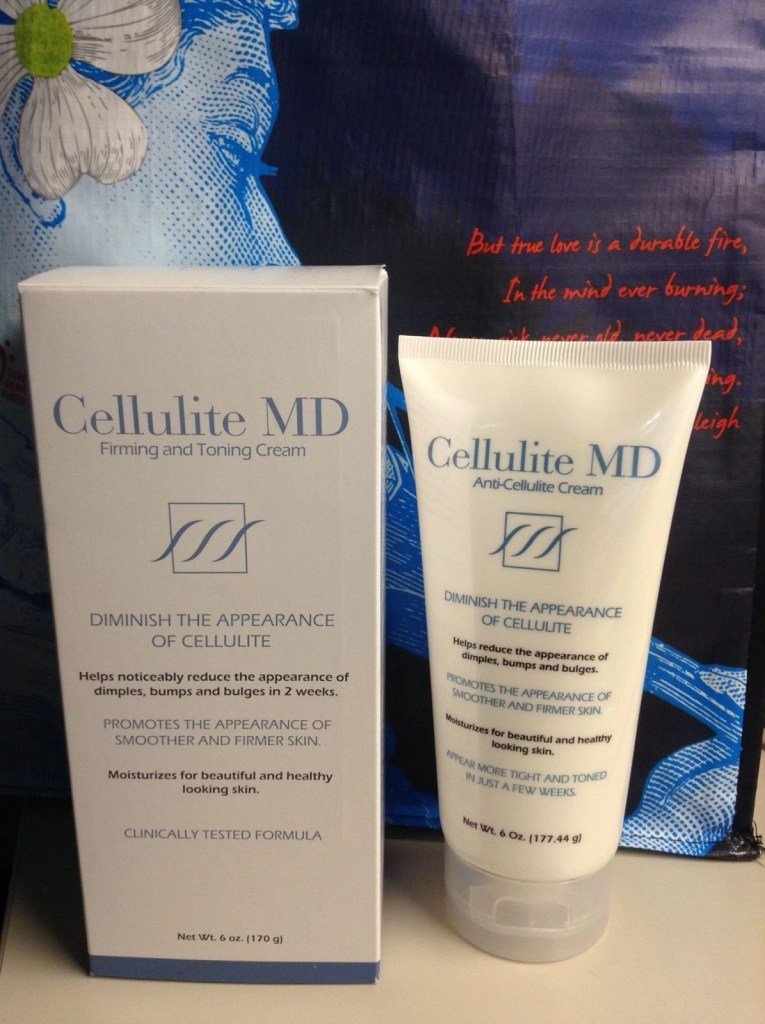 Cellulite MD Firming and Toning Cream