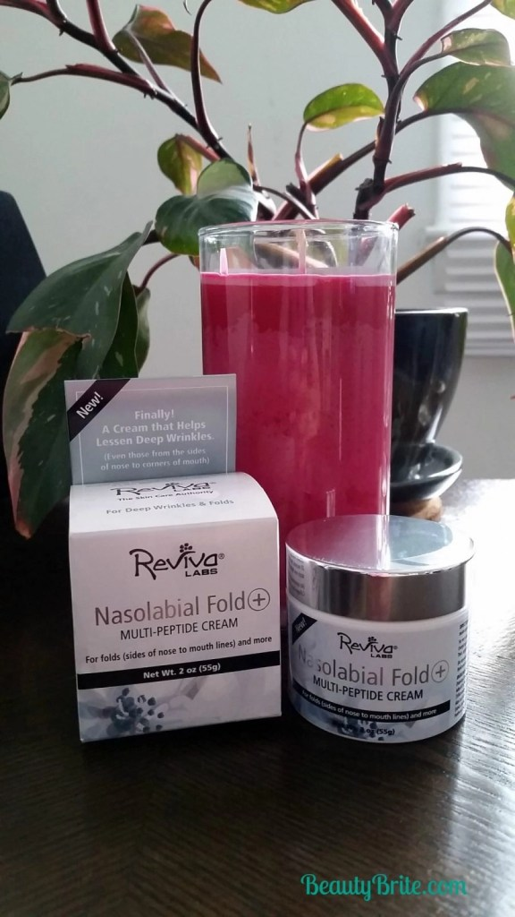 Nasolabial Fold + Multi-Peptide Cream