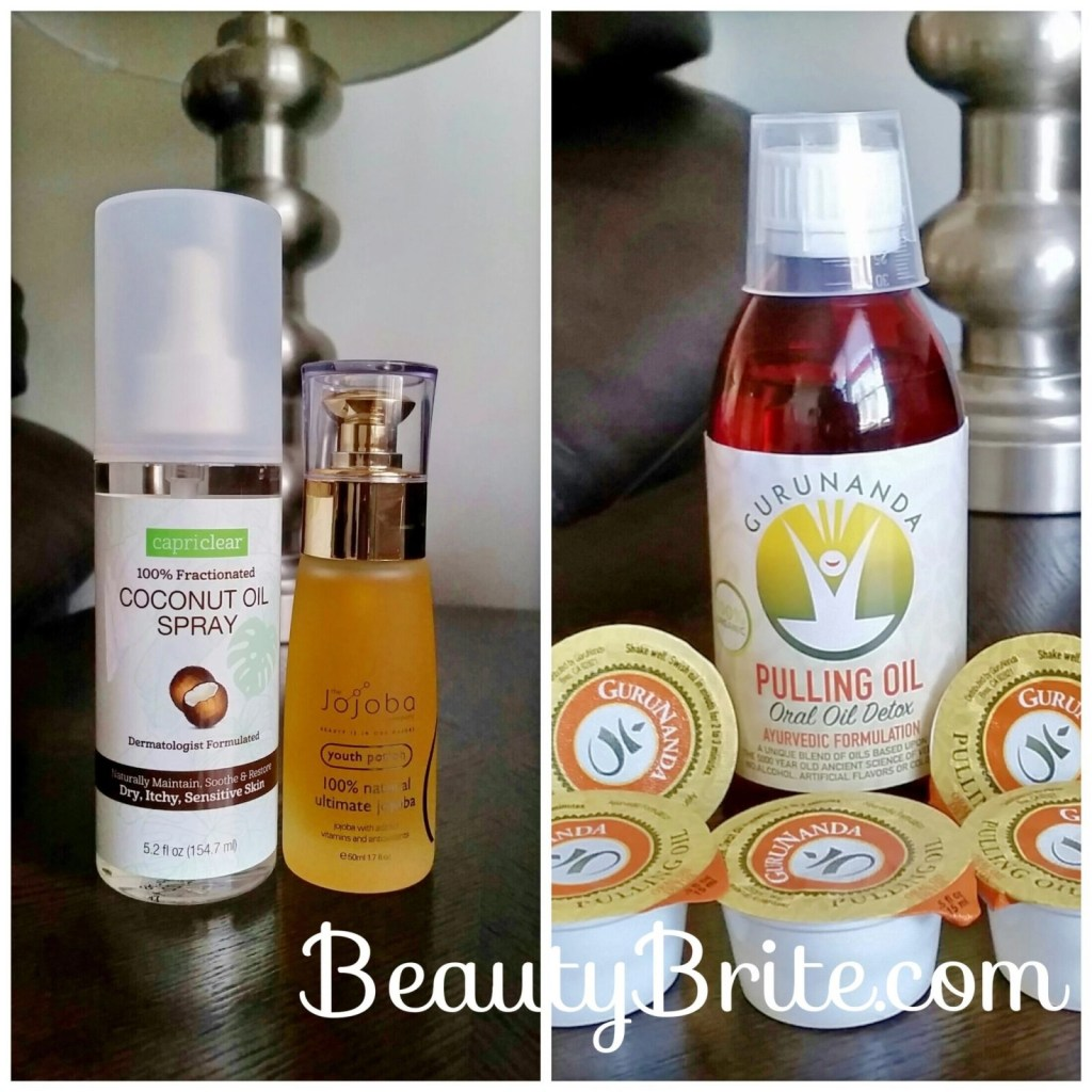 Amazing Beauty Oils
