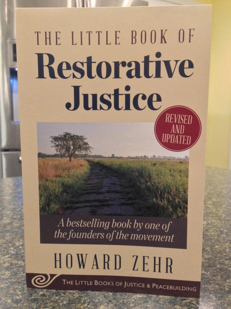 Restorative vs Punitive Justice--You Decide