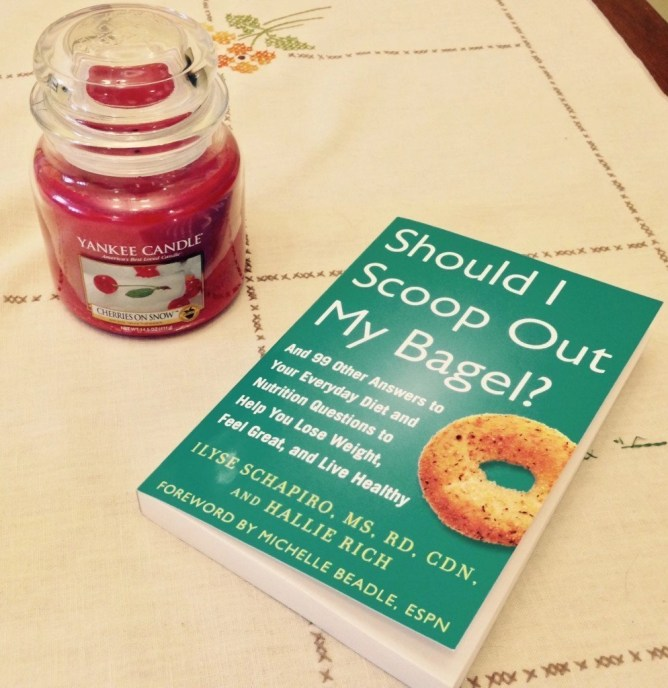Should I Scoop Out My Bagel? And Other Nutrition Questions.