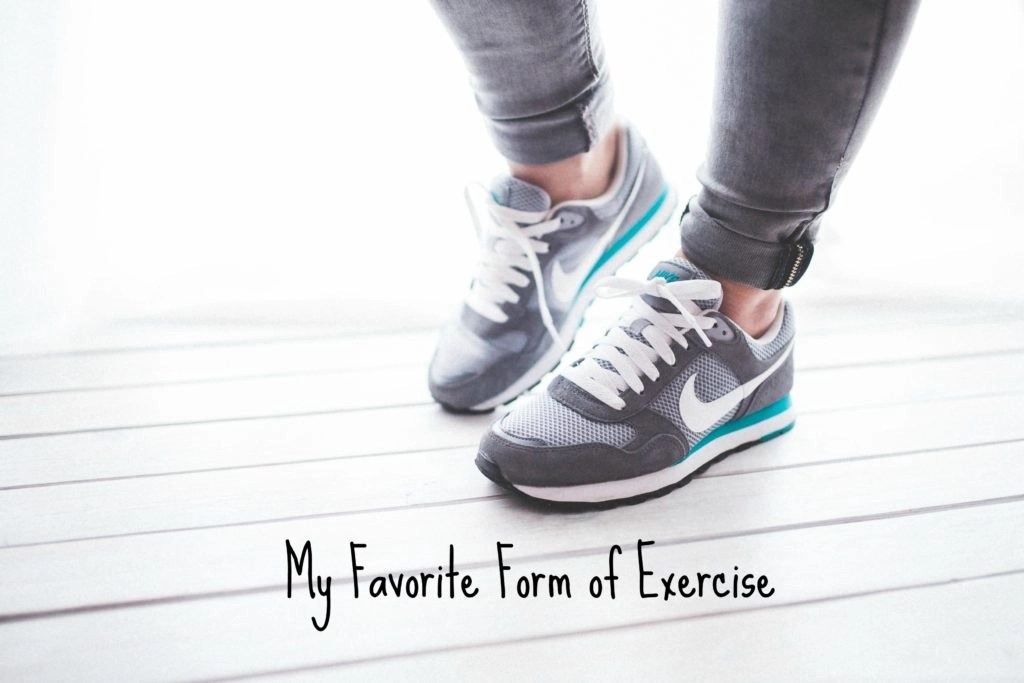 My Favorite Form of Exercise