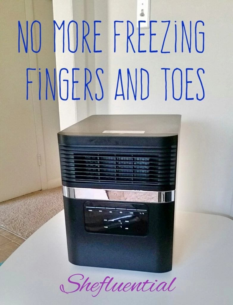 No More Freezing Fingers and Toes