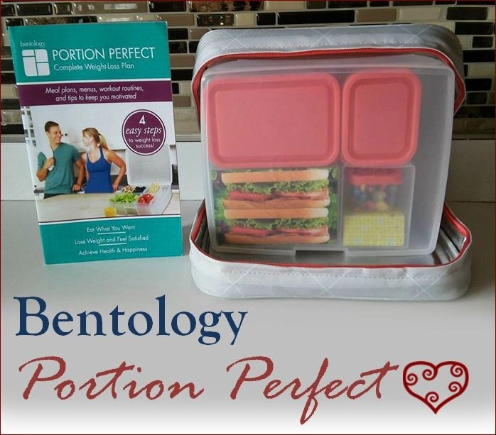 Weight Loss and Perfect Portions with Bentology