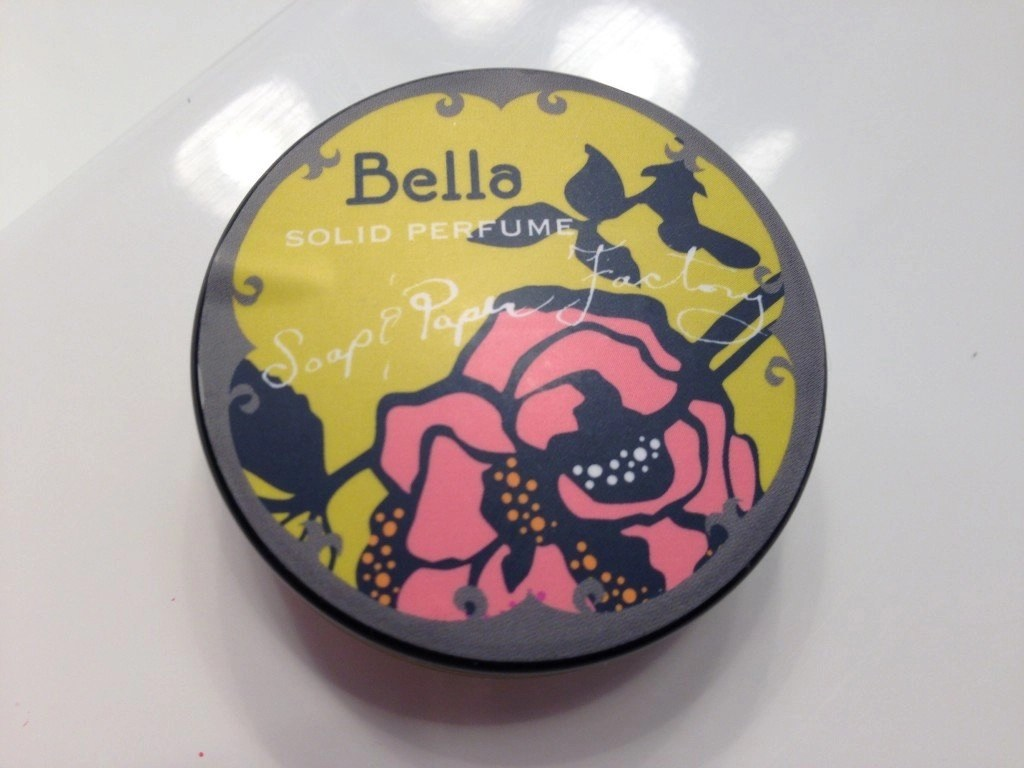 Soap & Paper Factory Solid Perfume in Bella