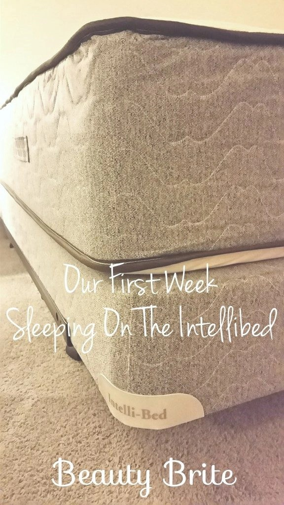 Our First Week Sleeping On The Intellibed