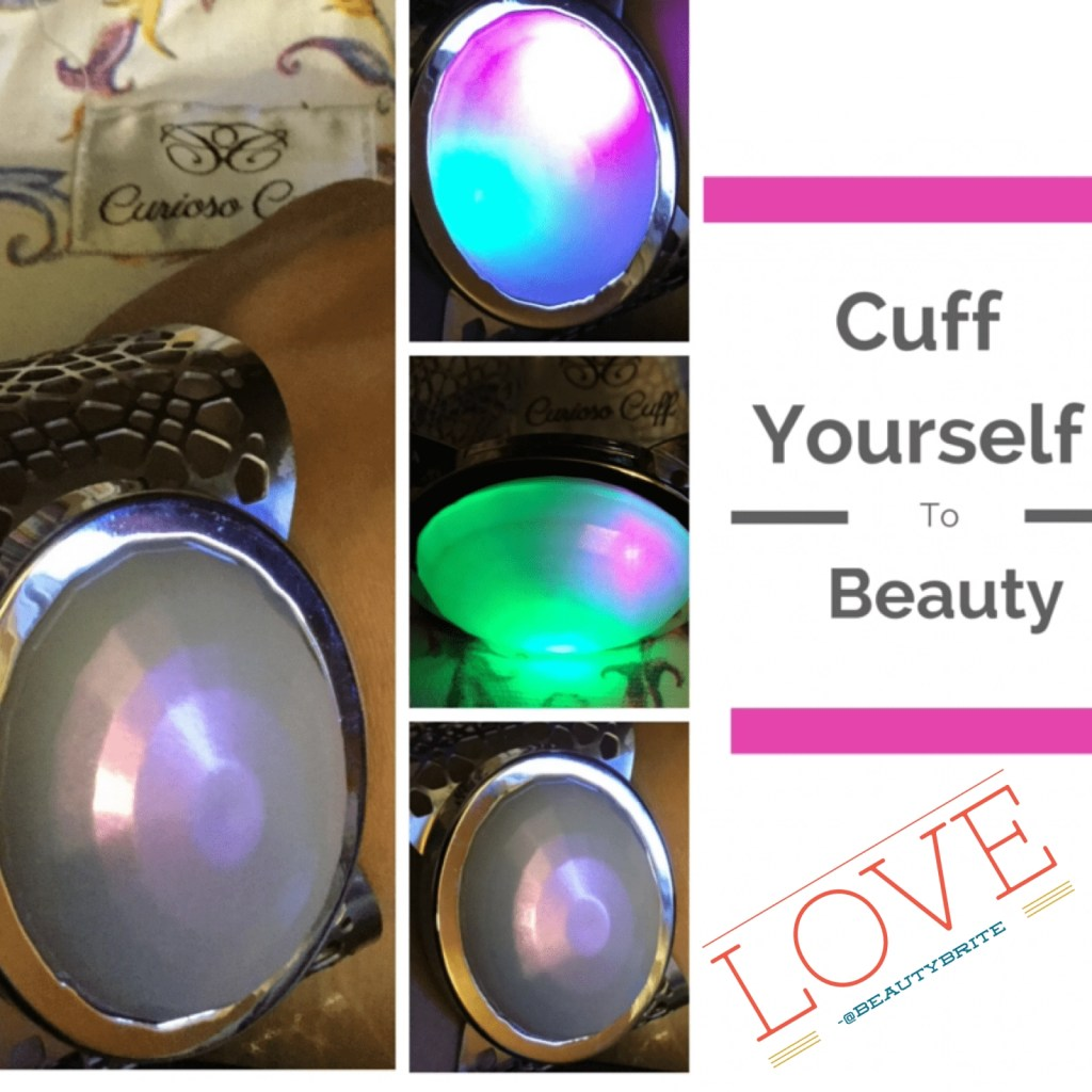 Cuff yourself to beauty Curioso Cuff