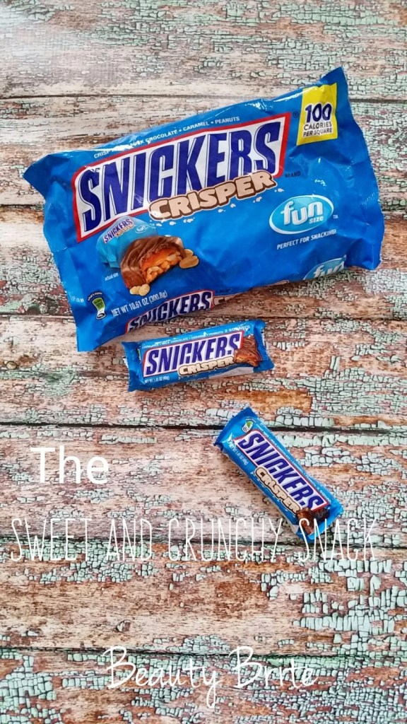 The Sweet and Crunchy Snack