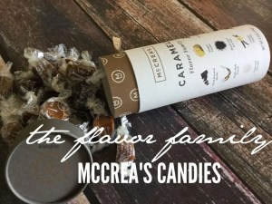 McCreas Candies Flavor Family
