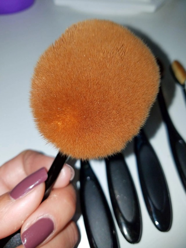 Artis foundation brush alternative
