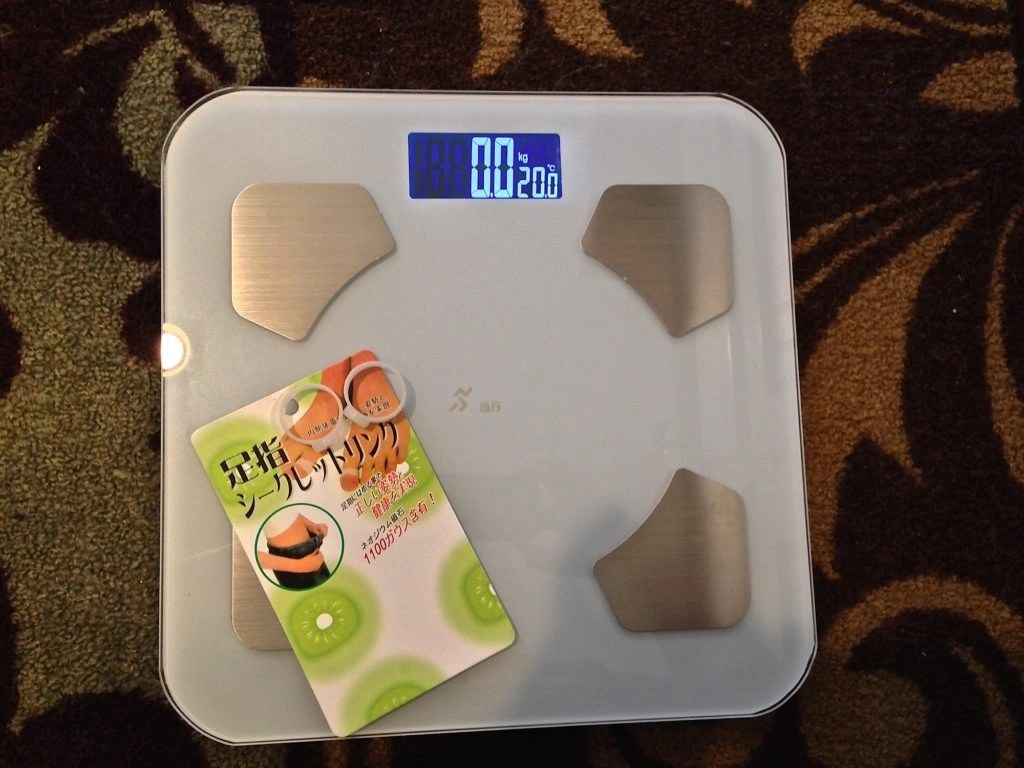 Great Weight Loss Products To Check Out -- Gearbest Weight Scale & Weight Loss Toe Rings