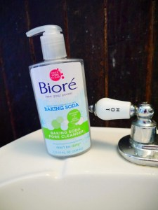 Bioré Baking Soda Pore Cleanser