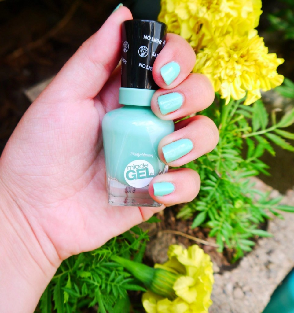 Sally Hansen Gel Nail Polish
