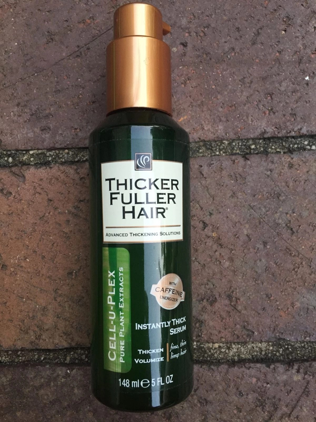 Thicker Fuller Hair Instantly Thick Serum