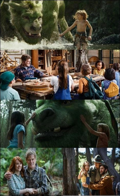 Here's a First Look At Disney's Pete's Dragon