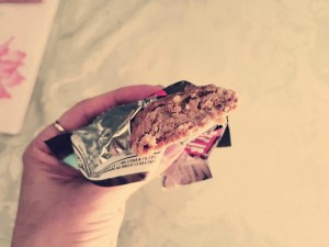 Clif Bar Coconut Almond Butter