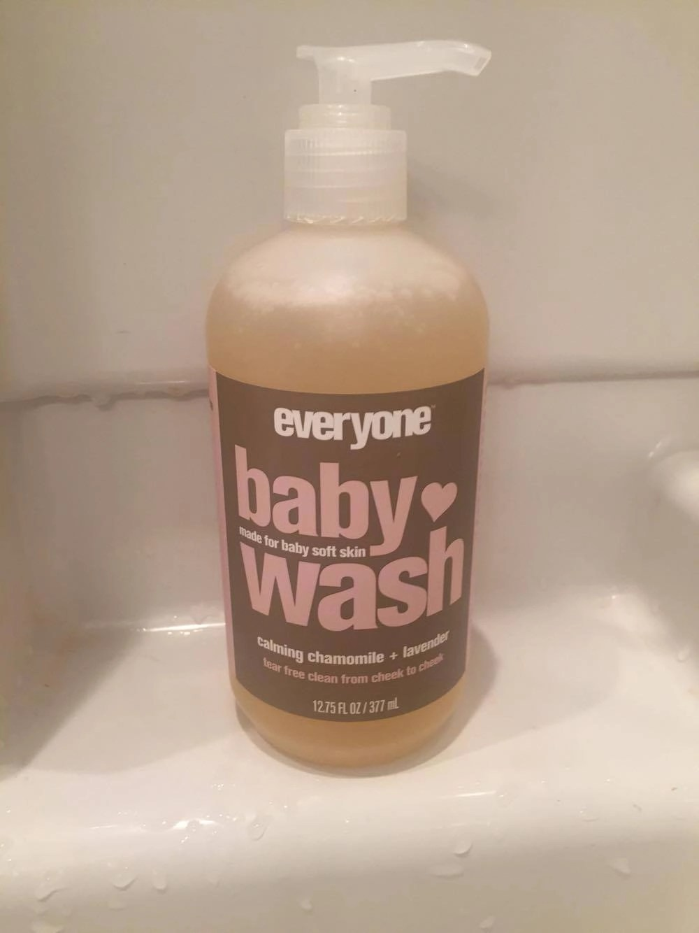 Everyone Baby Wash