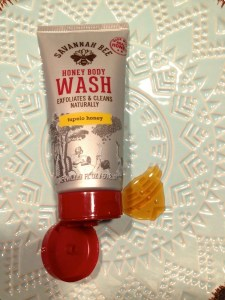 Savannah Bee Honey Body Wash-Tupelo Honey