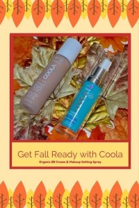Get Fall Ready with Coola