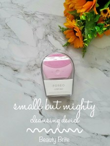 Small But Mighty Cleansing Device