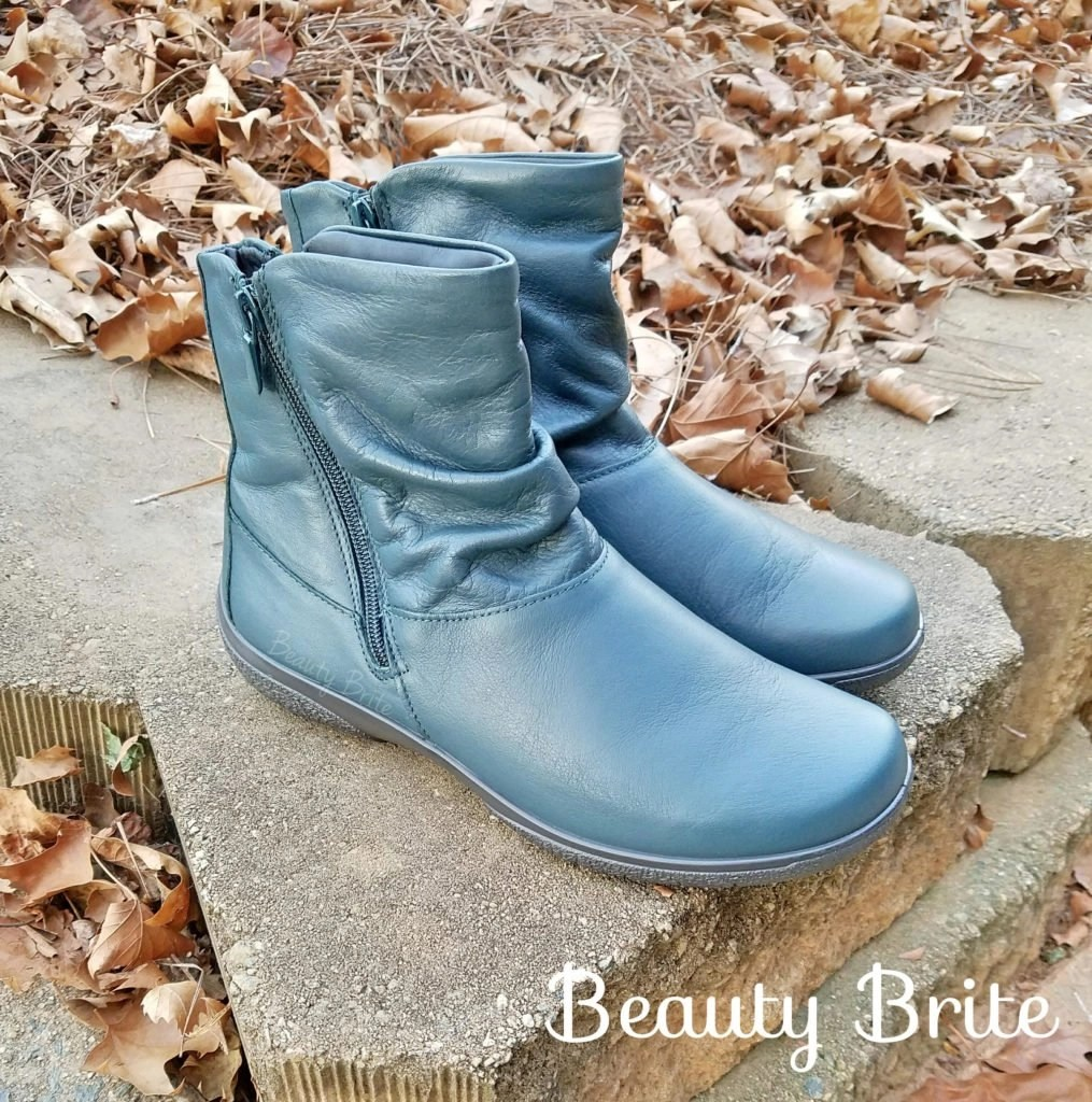 Whisper Boots in Deep Teal