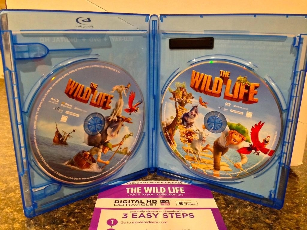 DVD-The Wild Life from Lionsgate Entertainment
