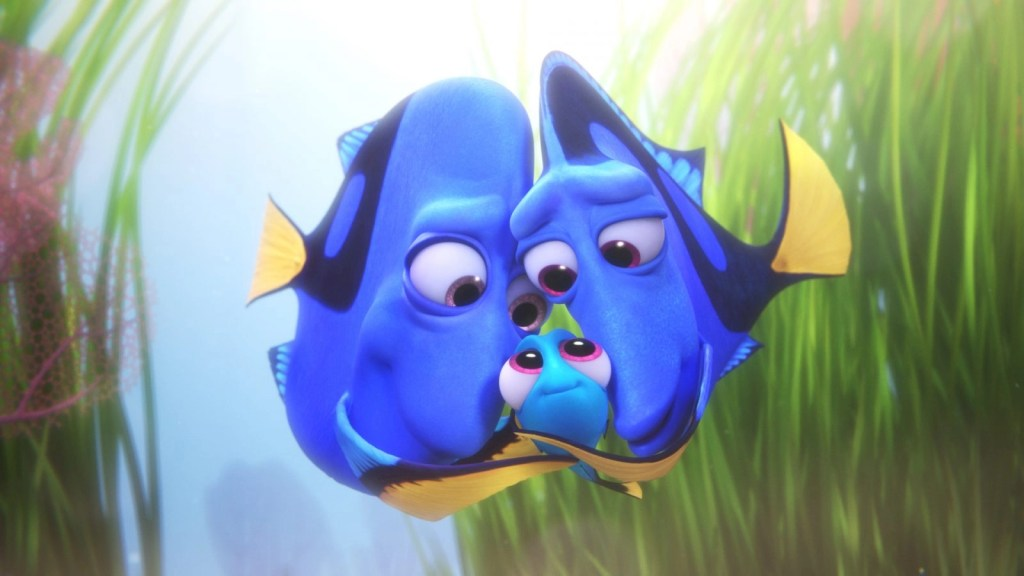 Dory and Family