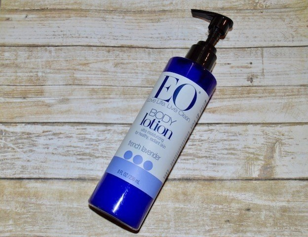 EO Body Lotion in French Lavender