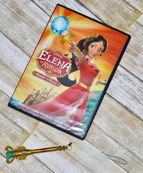 Disney Elena of Avalor and Scepter
