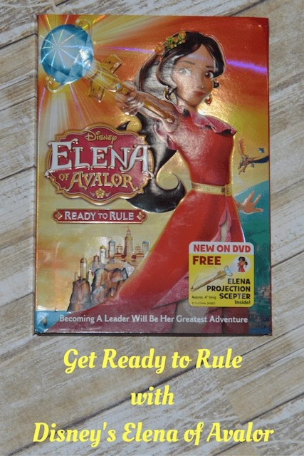 Get Ready to Rule with Disney's Elena of Avalor