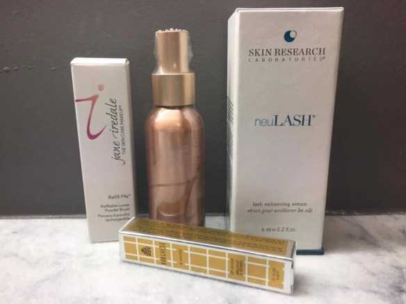 Purse Sized Beauty Essentials