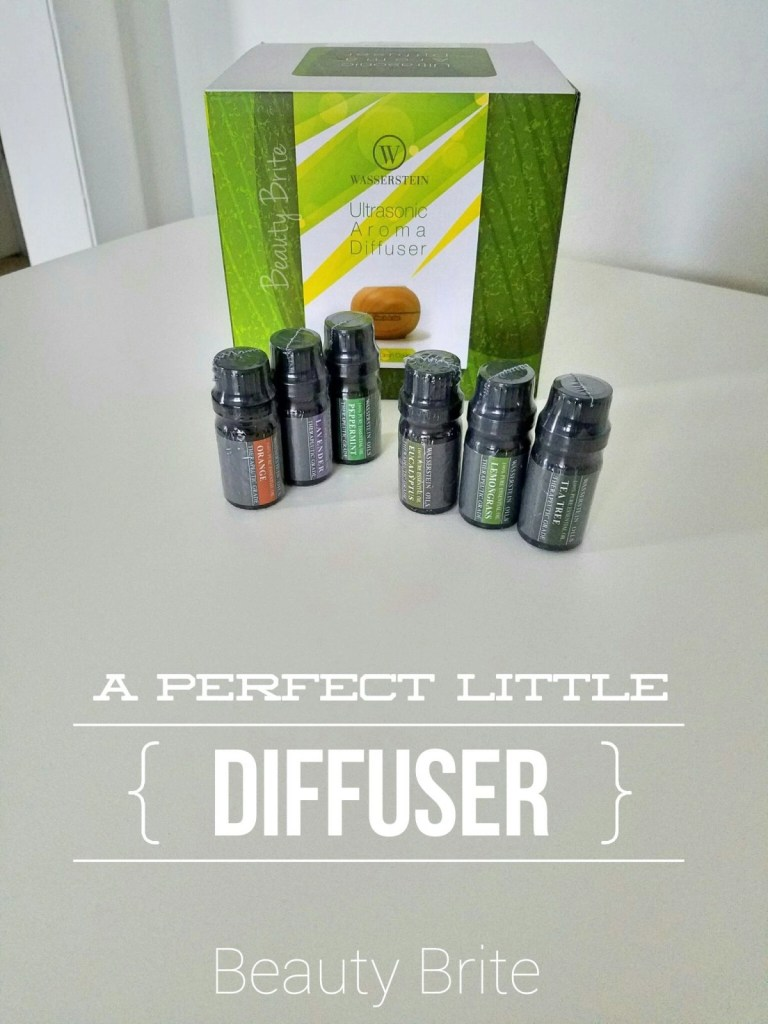 A Perfect Little Diffuser