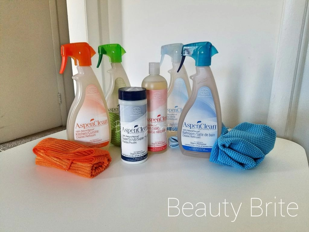 AspenClean Products