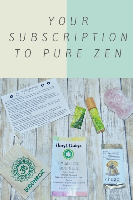 Your Subscription to Pure Zen