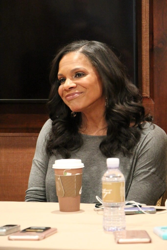 Audra McDonald on not being cast