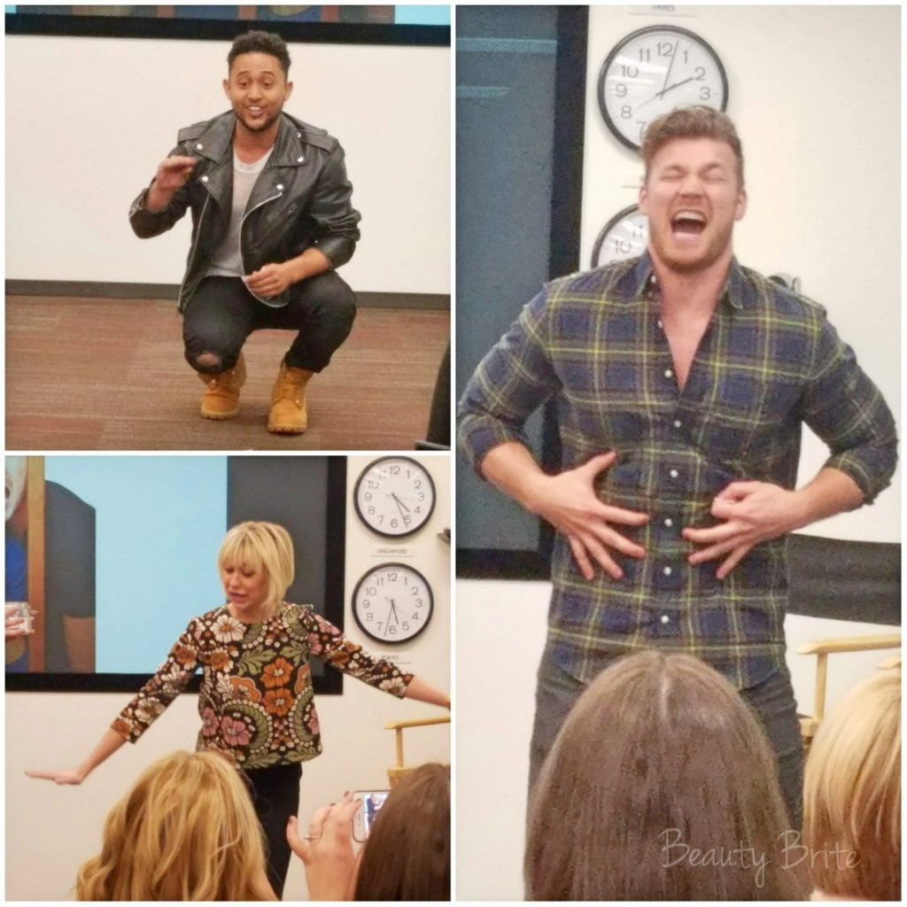 Baby Daddy Cast Plays Charades