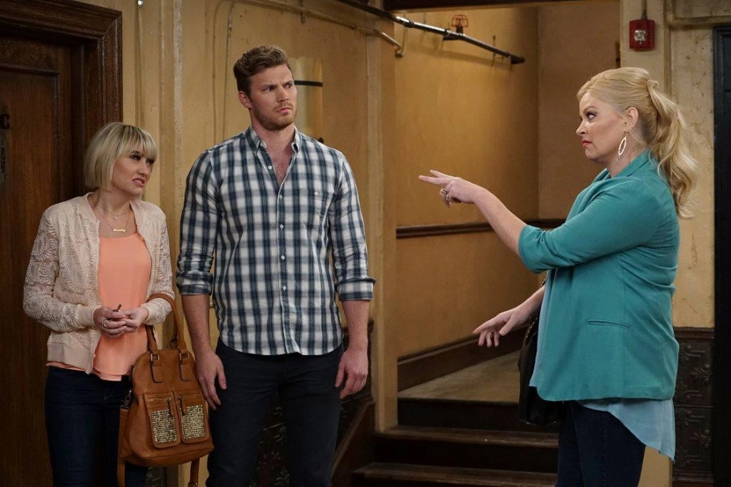 Baby Daddy with Riley, Danny and Bonnie