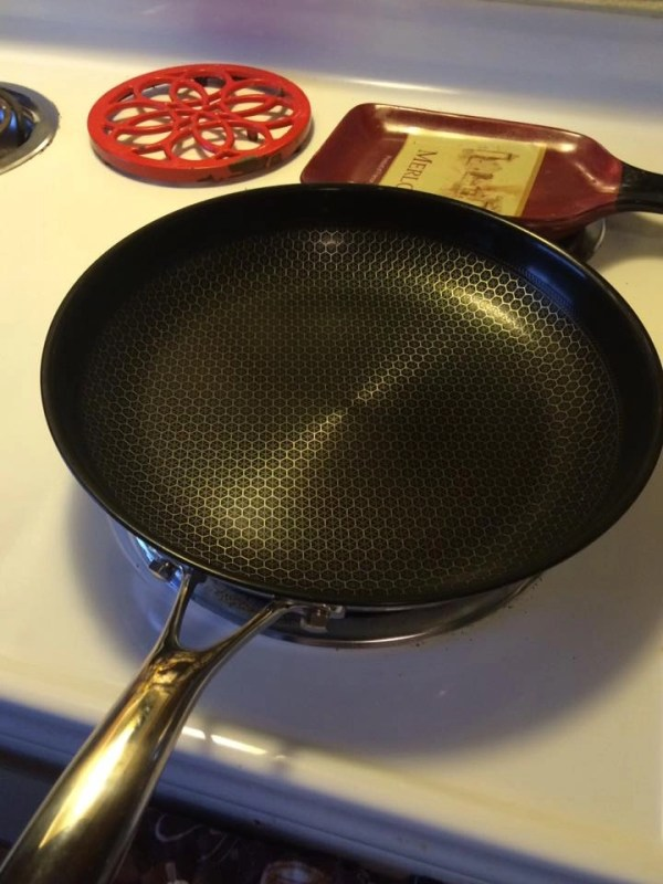 Frieling Black Cube Fry Pan Ready To Use