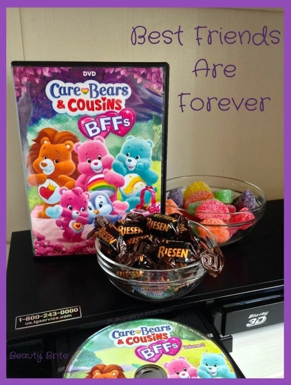 Best Friends Are Forever -- Lionsgate Care Bears and Cousins BFFs Volume 2