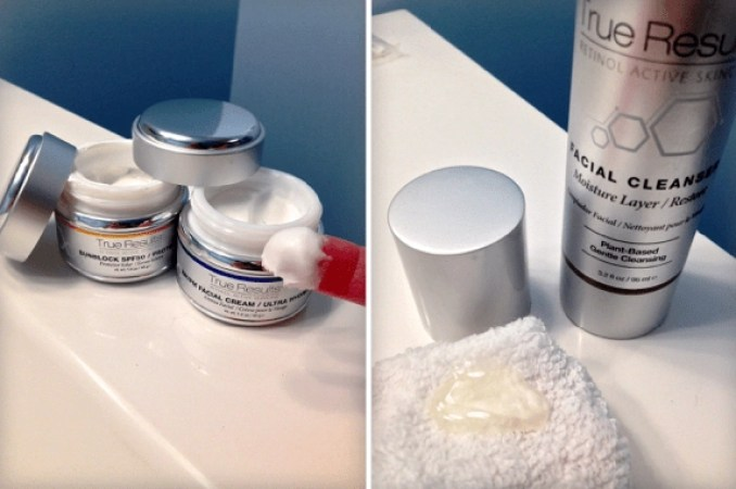 True Results Retinol Skin Care