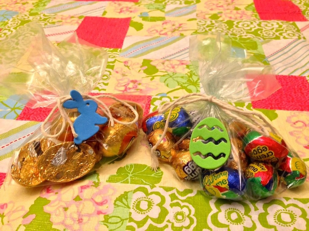Hershey's Chocolate Easter Candy