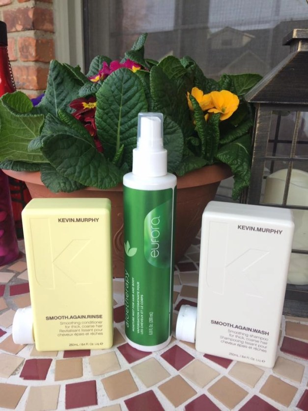 Kevin Murphy Smooth Again Wash and Rinse Aloe Therapy Moisture Mist For Body and Hair