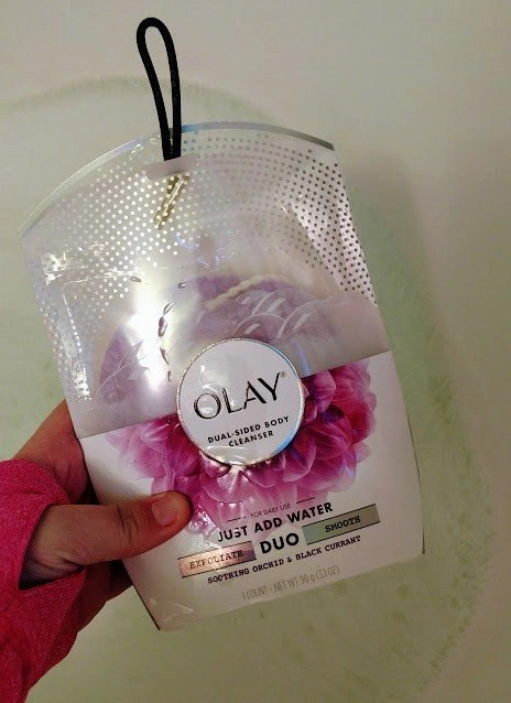 Olay Duo Dual Sided Body Cleanser