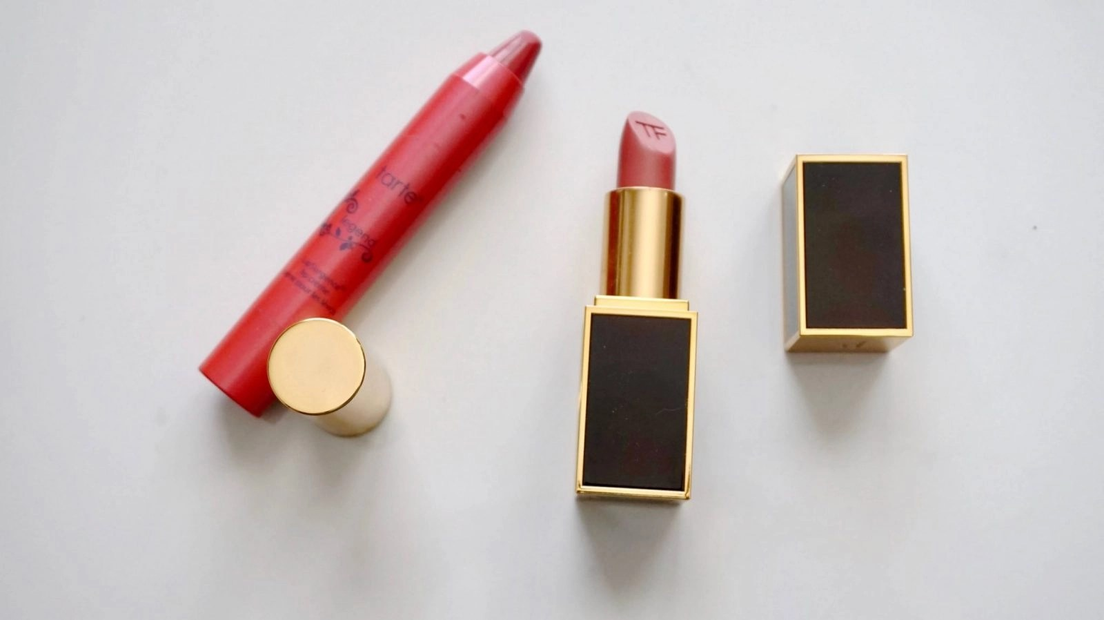 Tarte and Tom Ford Lip Products Opened