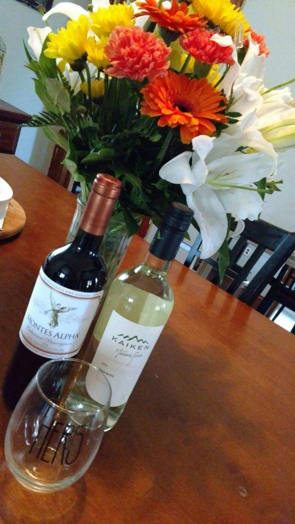 Tasting Dry Wines With A Sweet Palette