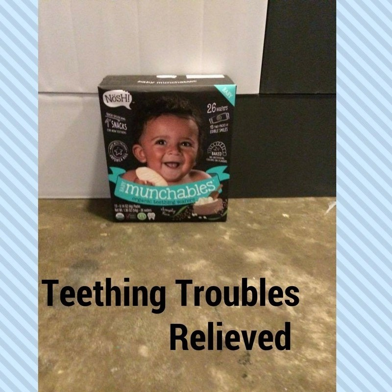 Teething Troubles Relieved
