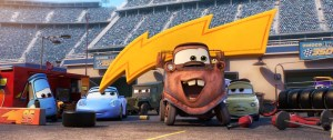 Mater and friends