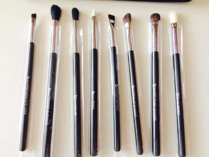 Beauty Junkees 8 Piece Pro Eye Shadow Brush Kit 2