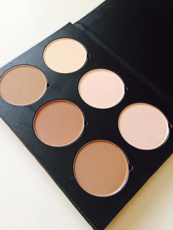 Beauty Junkees Contour & Highlighting Palette